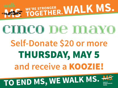 Walk MS: Houston Area - Cinco de Mayo